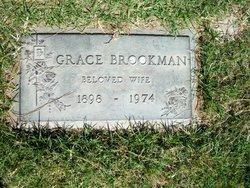 Grace <i>Hill</i> Brookman