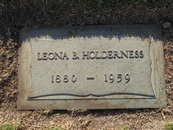 Leona B <i>Hassett</i> Holderness