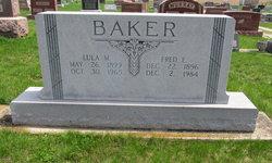 Lula M. <i>Keesey</i> Baker