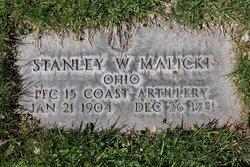 Stanley W. Malicki