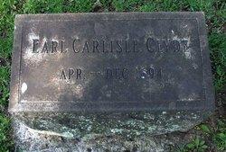 Earl C Clyde