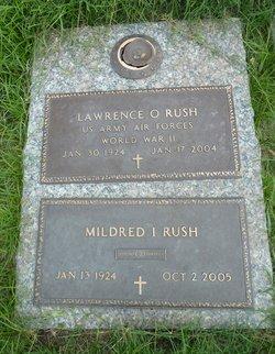 Lawrence O Rush