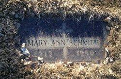 Mary Ann Schmitt