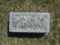 Mary A <i>Paquin</i> Colston