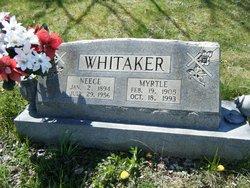 William Cornelius Neece Whitaker, Sr