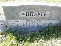 Opal <i>Woodall</i> Whitaker