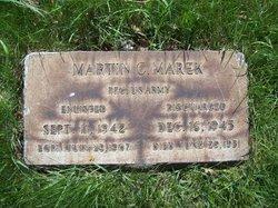 Martin Carroll Marek