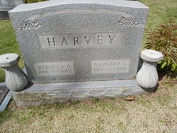 Rebecca A. <i>Richmond</i> Harvey