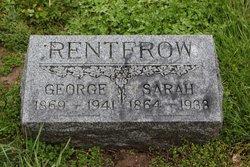 George W Rentfrow
