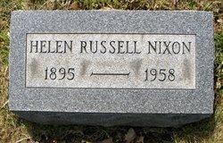 Helen <i>Russell</i> Nixon