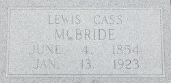 Lewis Cass McBride