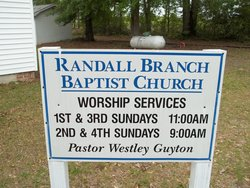 Randall Branch Baptist Church