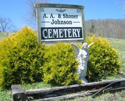 A A and Shoner Johnson Cemetery
