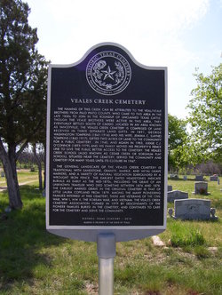 Veal Creek Cemetery