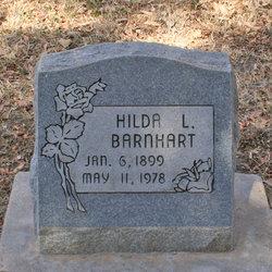 Hilda Lee <i>Davis</i> Barnhart