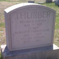 William Gardner Thurber, Jr