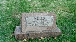 Pearl May <i>Hacker</i> Wells