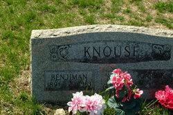 Benjamin Knouse