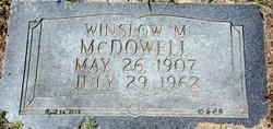 Winslow Morris McDowell