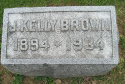 Joseph Kelly Brown