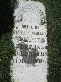 Sarah Catherine <i>Demuth</i> Shamel