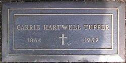 Carrie Amelia <i>Hartwell</i> Tupper