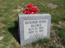 Minerva Marie Allbee