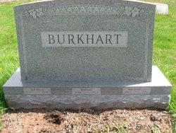 Sarah Elizabeth Bessie <i>Buchanan</i> Burkhart