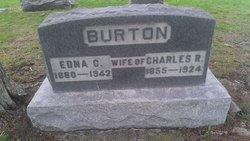 Charles R Burton