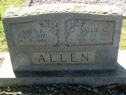 Sallie <i>Cooper</i> Allen