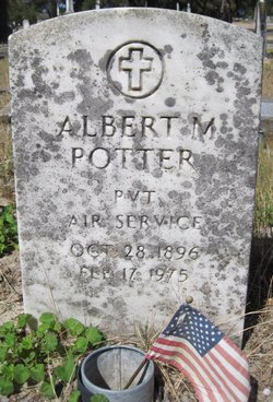 Pvt Albert M. Potter