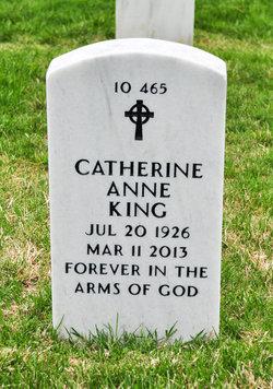 Catherine Anne King