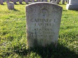 Sgt Gardner E Lapole
