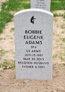 Bobbie Eugene Adams