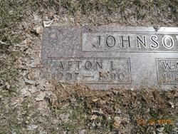 Afton Lefaughn <i>Dobbs</i> Johnson