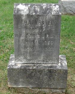 Charles Henry Charlie Derr