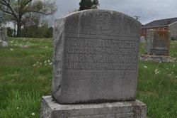 Mary Wesly <i>Tillotson</i> Butler