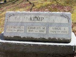 Gertrude <i>Prince</i> Kemp