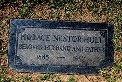 Horace Nestor Holt