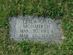 Leila <i>Gill</i> Monmirth