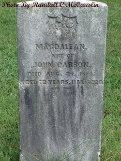 Magdalean Carson