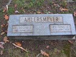 Rudolph J. Ahlersmeyer