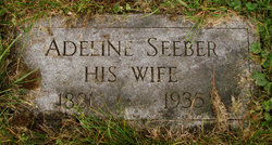 Adeline <i>Seeber</i> Hawver