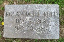 Rosanna Leslie Elizabeth Reed