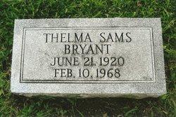 Thelma Ethel <i>Sams</i> Bryant