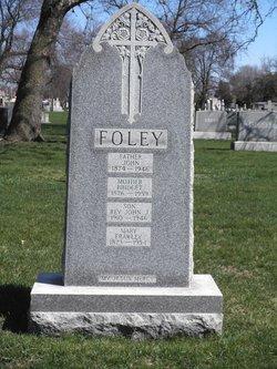 Rev Fr John J. Foley