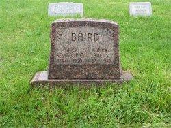 Jane Sarah <i>Ross</i> Baird