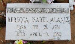 Rebecca Isabel Alaniz