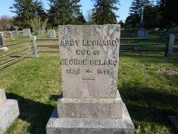 Abby <i>Leonard</i> Delano