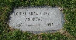 Louise <i>Shaw</i> Andrews